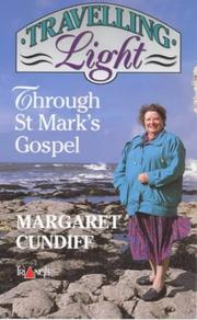 Cover of: Travelling Light | Margaret Cundiff