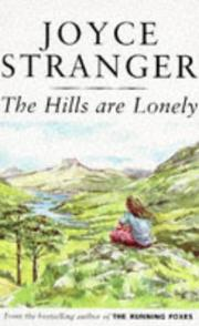 Cover of: The Hills Are Lonely