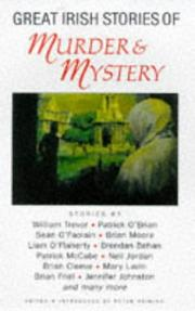 Cover of: Great Irish stories of murder and mystery