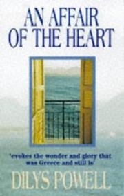 Cover of: An Affair of the Heart (Independent Voices)