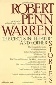 Cover of: The circus in the attic, and other stories