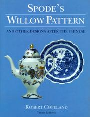 Cover of: Spode's willow pattern & other designs after the Chinese