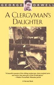 Cover of: A Clergyman's Daughter