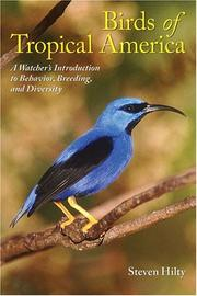 Cover of: Birds of tropical America