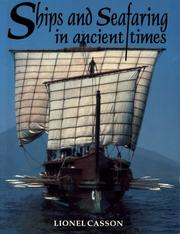 Cover of: Ships and seafaring in ancient times | Lionel Casson
