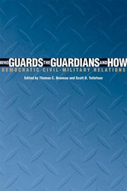 Cover of: Who Guards the Guardians and How |