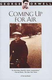 Cover of: Coming up for Air