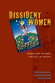 Cover of: Dissident women |