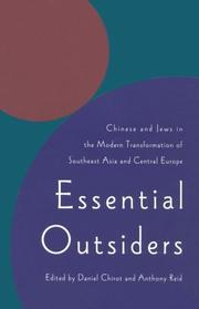 Cover of: Essential outsiders |