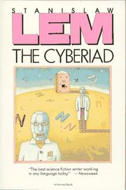 Cover of: Cyberiada: fables for the cybernetic age