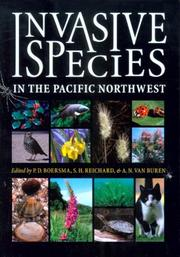 Cover of: Invasive species in the Pacific Northwest