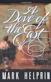 Cover of: A dove of the East, and other stories