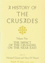 Cover of: A history of the crusades |
