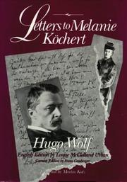 Cover of: Hugo Wolf