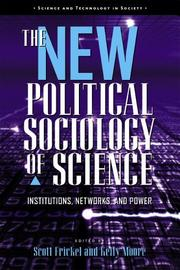 Cover of: The new political sociology of science |