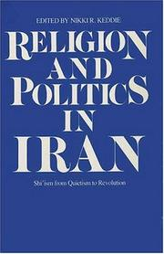 Cover of: Religion and Politics in Iran | Nikki R. Keddie