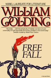Cover of: Free Fall (Harvest Book) | William Golding
