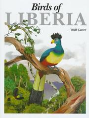 Cover of: Birds of Liberia | Wulf Gatter
