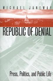 Cover of: Republic of denial
