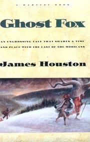 Cover of: Ghost Fox (A Harvest Book)