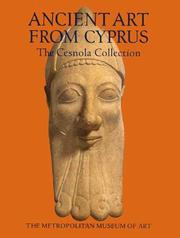 Cover of: Ancient Art From Cyprus