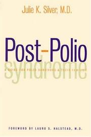 Cover of: Post-Polio Syndrome