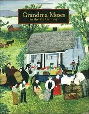Cover of: Grandma Moses | Kallir, Jane.