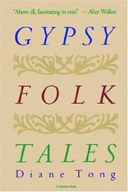 Cover of: Gypsy folktales | Diane Tong