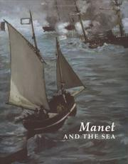 Cover of: Manet and the Sea | Juliet Wilson-Bareau