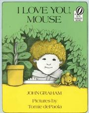 Cover of: I Love You, Mouse (Voyager/HBJ Book)