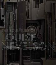 Cover of: The sculpture of Louise Nevelson