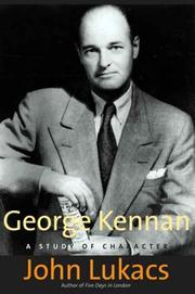 Cover of: George Kennan