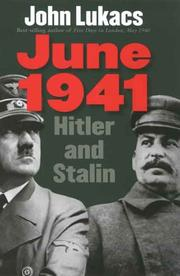 Cover of: June 1941