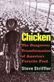 Cover of: Chicken | Steve Striffler