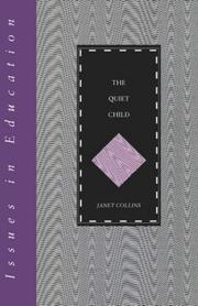 Cover of: The Quiet Child