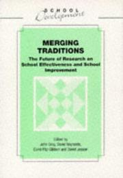 Cover of: Merging traditions