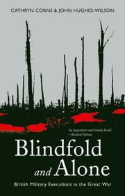 Cover of: Blindfold and Alone | Cathryn Corns