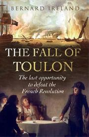 Cover of: The Fall of Toulon