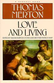 Cover of: Love and living