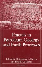 Cover of: Fractals in petroleum geology and earth processes |