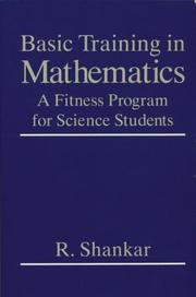 Cover of: Basic Training in Mathematics