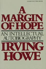 Cover of: A margin of hope