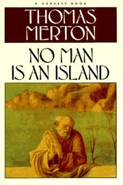 Cover of: No man is an island | Thomas Merton