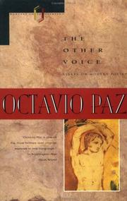 Cover of: The Other Voice