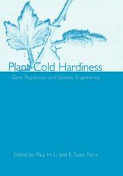 Plant Cold Hardiness by