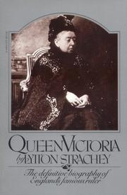 Cover of: Queen Victoria (A Harvest/Hbj Book)