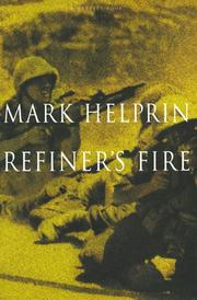 Cover of: Refiner's fire: the life and adventures of Marshall Pearl, a foundling