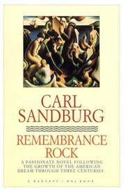 Cover of: Remembrance Rock