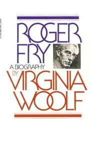 Cover of: Roger Fry | Virginia Woolf