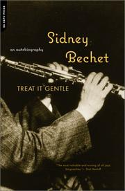 Cover of: Treat it gentle